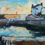 Susan Isaac - Evening Light at Porthleven_edited-1