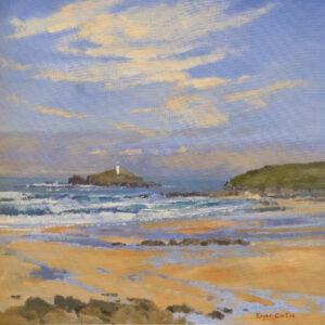 Roger Curtis – Roaring Seas, Godrevy