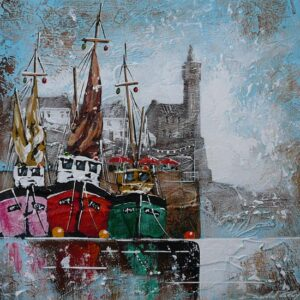David Gray – Out Across the Harbour