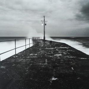Clive Vincent – The Pier, Porthleven