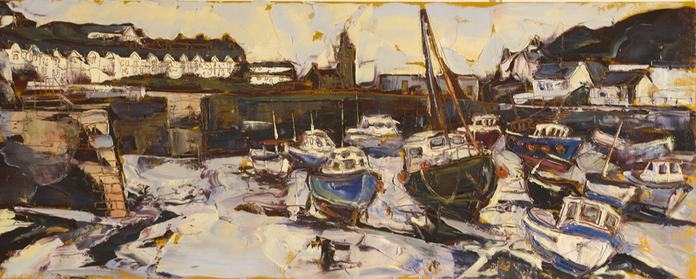 Susan Isaac – Porthleven Inner Harbour