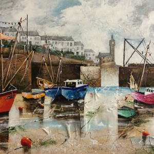 David Gray – Busy day at the Harbour Inn