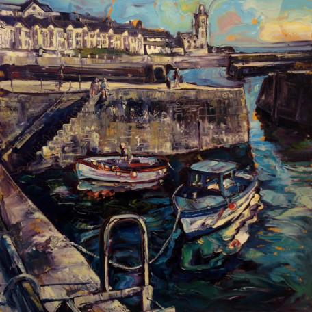 SI Porthleven Harbour – Jan 15