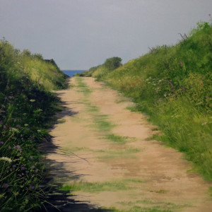 Heather Howe – 'A Walk on a Warm Morning'