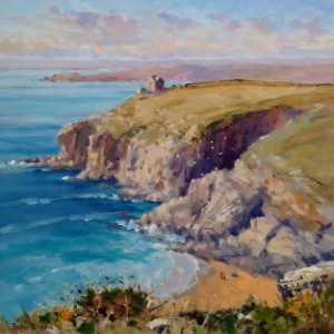 Roger Curtis – 'Spring Morning, Rinsey Head'