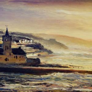 Andrew Giddens – 'Morning Light'  (SOLD)