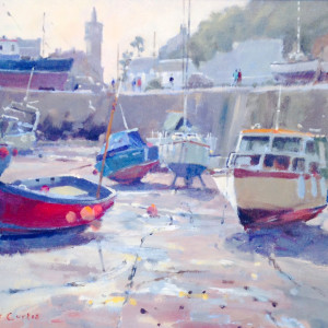 Roger Curtis – 'Spring Morning, Low Tide'