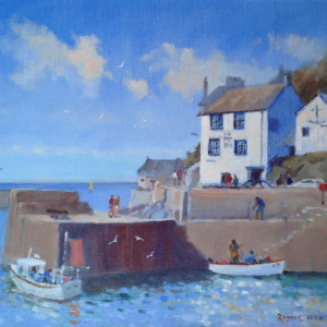 Roger Curtis – The Ship Inn