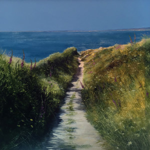 Heather Howe – June on Mount's Bay