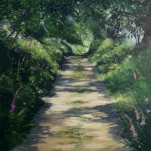 Heather Howe – Summer Foxgloves
