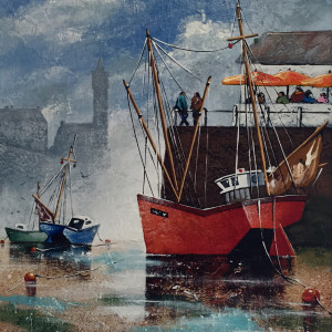 David Gray – Chatting on the Quayside