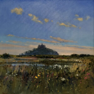 Roger Curtis – Summer, Marazion Marshes