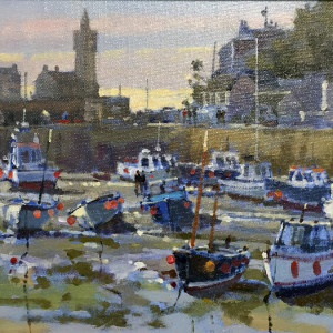 Roger Curtis – Bright and Early, Porthleven