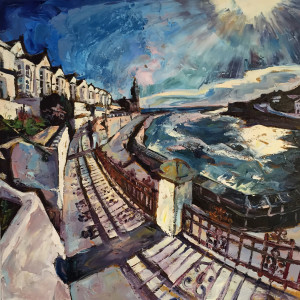 Susan Isaac – Bay View Terrace, Porthleven