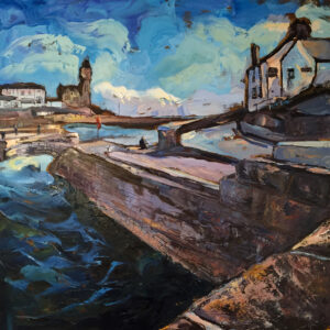 Susan Isaac – The Ship Inn at Porthleven