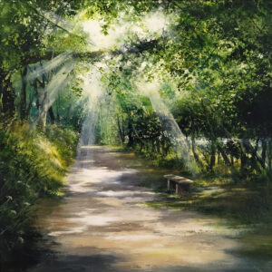Heather Howe – The Green Cathedral