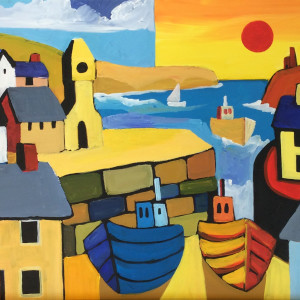 David Hosking – Harbour Breeze