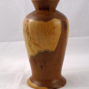 Dave Cusick – Yew vase