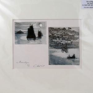 Ian Laurie – Ltd Edition etching prints