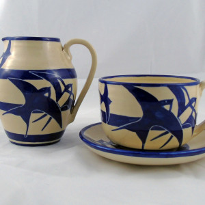 Penn Boylan – hand painted ceramic work