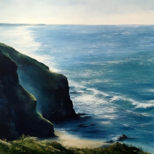 Heather Howe – Cornish Blue