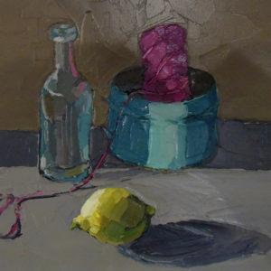 Ben Taffinder – Pink String & Lemon