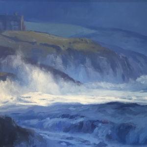 Jenny Aitken – Stormy Weather, Tye Rock