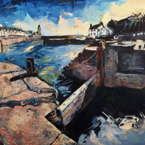 Susan Isaac – The Harbour and the Baulks