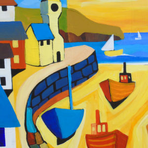 David Hosking – Gentle Cove (Porthleven)