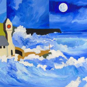 David Hosking – Porthleven Storm