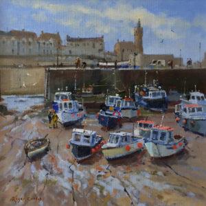 Roger Curtis – Harbour Boats, Porthleven