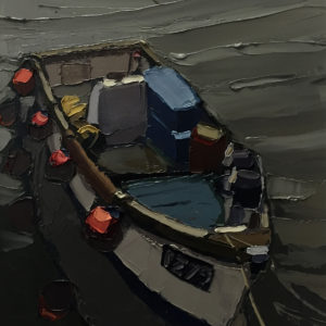 Ben Taffinder – Cove Boat, Porthleven
