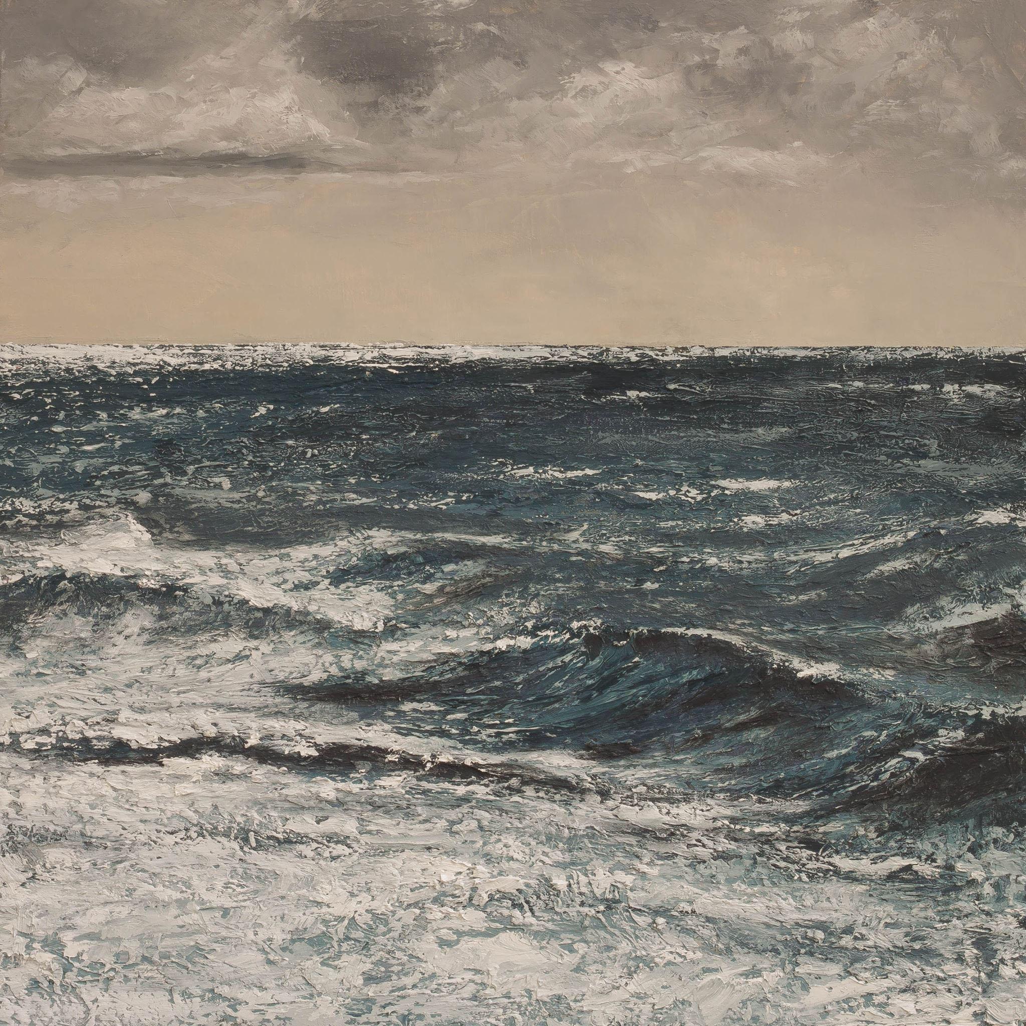 Simon Jewell Ocean Ripple Customs House Gallery