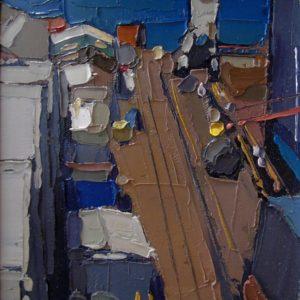 Ben Taffinder – Falmouth Docks