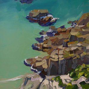 Ben Taffinder – From Cliffs above Treen