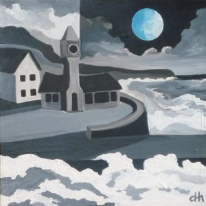 David Hosking – Blue Moon Rising