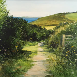 Heather Howe – Warm Autumn Walk