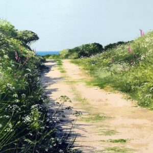 Heather Howe – Foxgloves at Highburrow