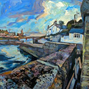 Susan Isaac – Harbour Wall & The Ship Inn