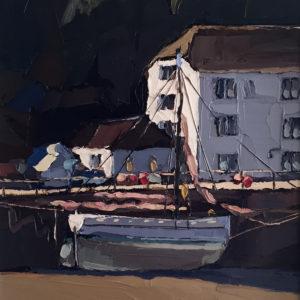 Ben Taffinder – Beside Porthleven Quay