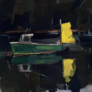 Ben Taffinder – Yellow Mizzen, Percuil