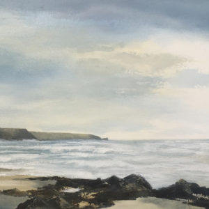 Heather Howe – Autumn Light, Gunwalloe