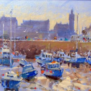 Roger Curtis – When the tide is out, Porthleven