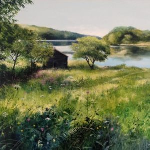 Heather Howe – Early Summer Morning, Penrose