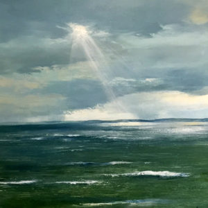 Heather Howe – Passing Showers, Mounts Bay