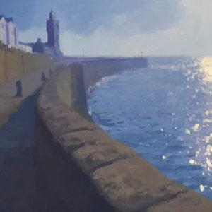 Jenny Aitken – By the Sparkling Sea, Porthleven