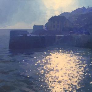 Jenny Aitken – Across to the Ship, Porthleven