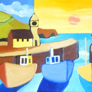 David Hosking – Quiet Harbour