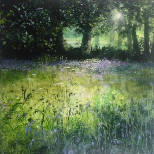Heather Howe – Pools of Bluebells