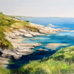 Heather Howe – Summer Heat at Bessy's Cove